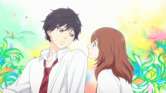 anime romance terbaru