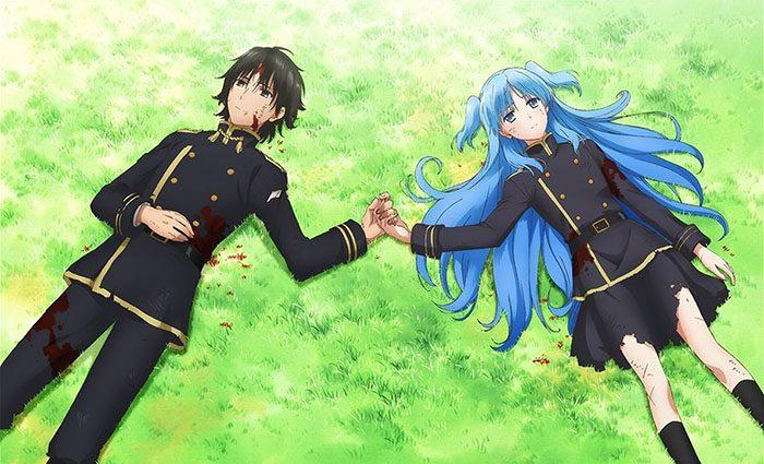 anime romantis 2017