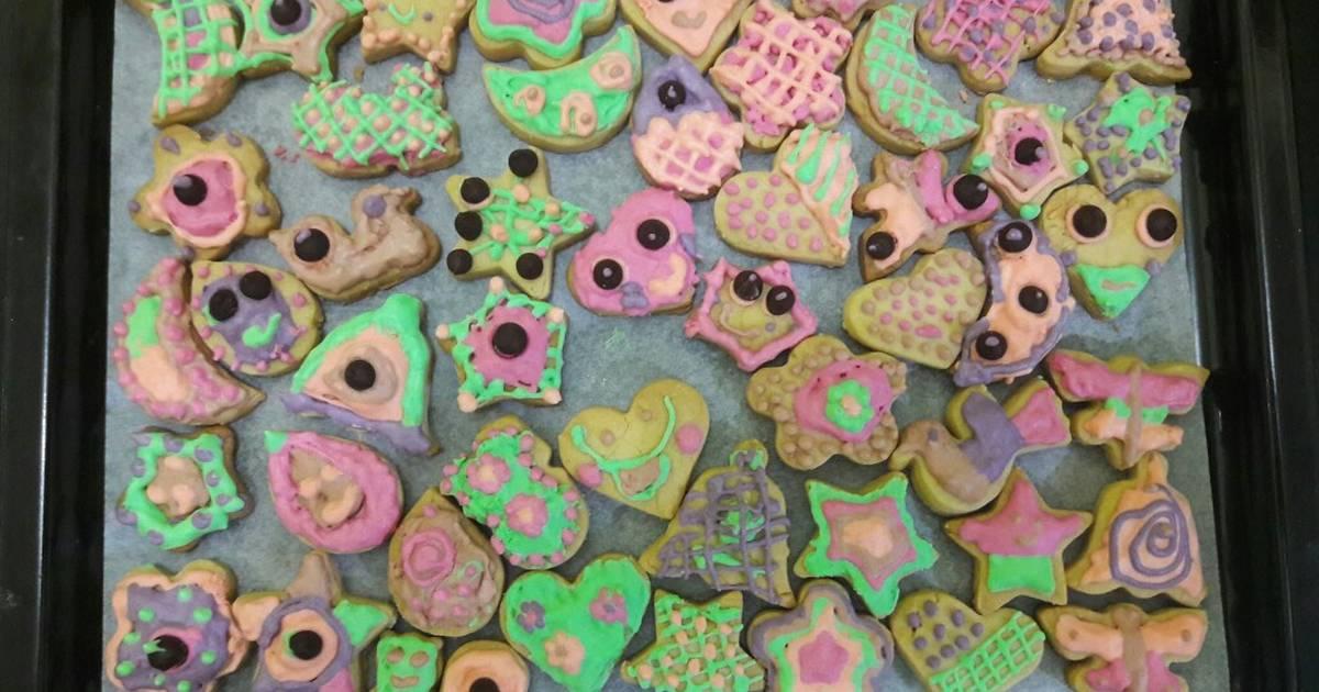 resep cookies mudah,resep cookies hias cantik & kreatif