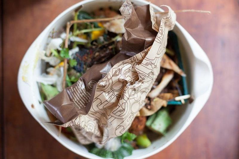 contoh kemasan makanan ramah lingkungan