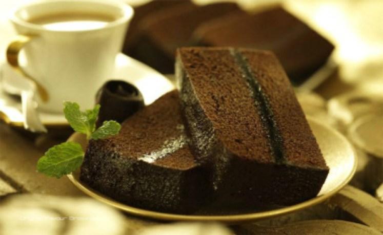 Resep dan cara membuat kue kopi