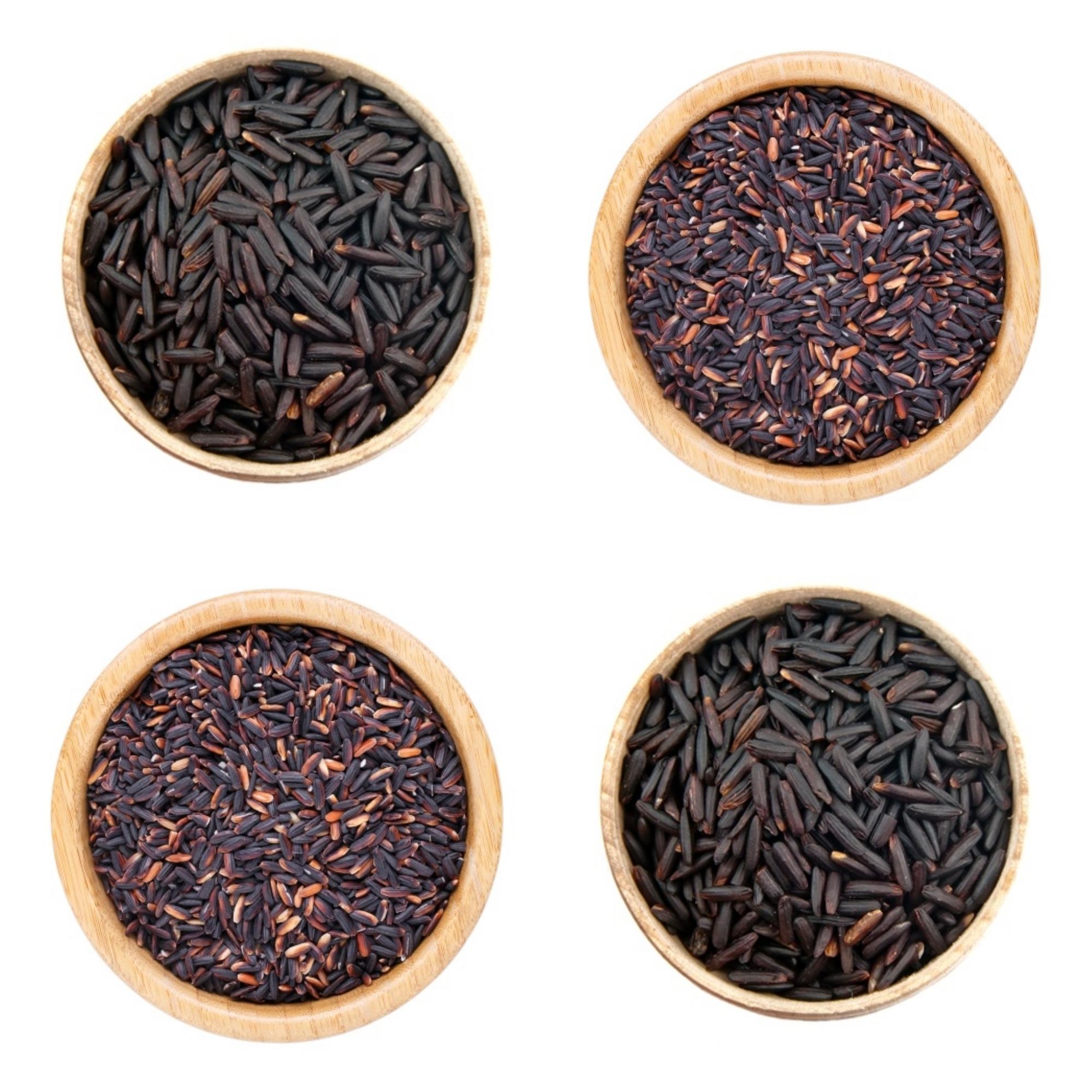 perbedaan beras hitam dan ketan hitam