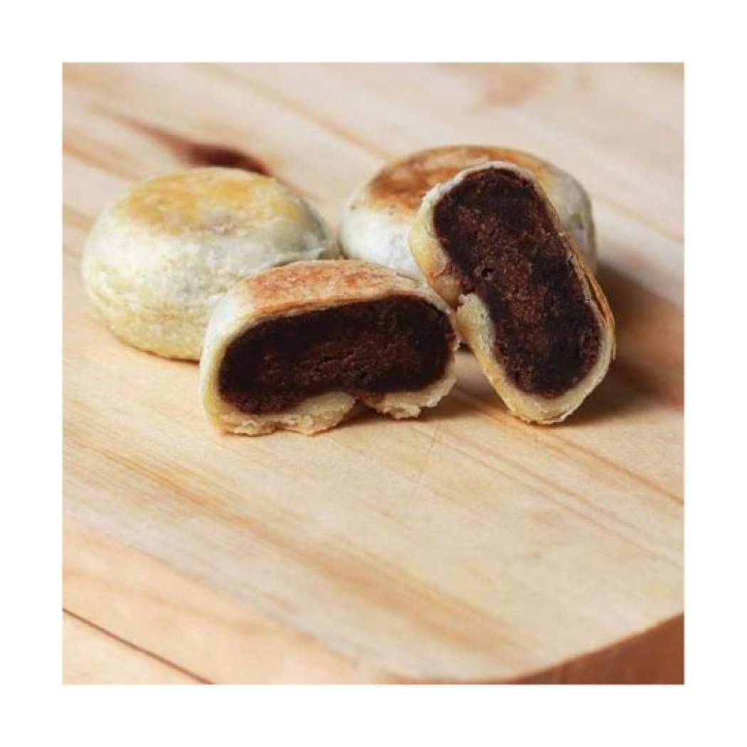 cara membuat bakpia coklat