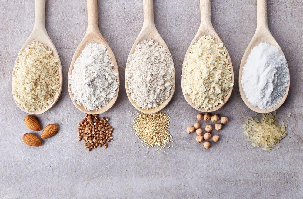 Jenis-jenis Tepung